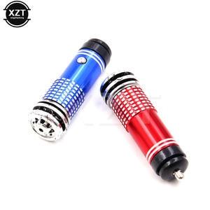 Mini Car Air Purifier 12V Mini Auto Car Fresh Air anion Ionic Purifier Oxygen Bar Ozone Ionizer cleaner Vehicle Air Freshener