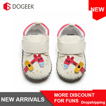 Newborn Baby Toddler Shoe For Girls Boys PU Leather