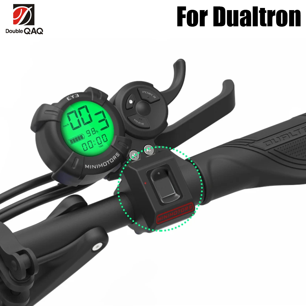 Finger Print For DUALTRON Electric Scooter Thunder And Dualtron III DT3 DTX Spider