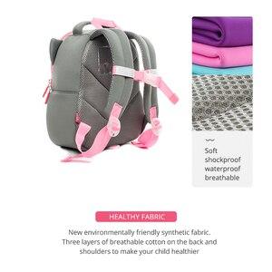 Image 4 - 3D Kids Bag School Backpacks For Girls Boys School Bag Baby Cute Elephant Backpack Kindergarten Children Mochila Escolar