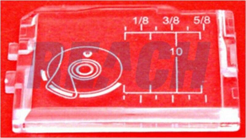 100 pcs pièces et accessoires de machine à coudre REACH plaque de couverture de crochet de canette pour Janome 2040, 3022, 4048/8048 #750036001