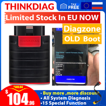 Code-Reader Diagnostic-Tool Services Head-Thinkdiag Old-Version OBD2 Full-System 15-Reset
