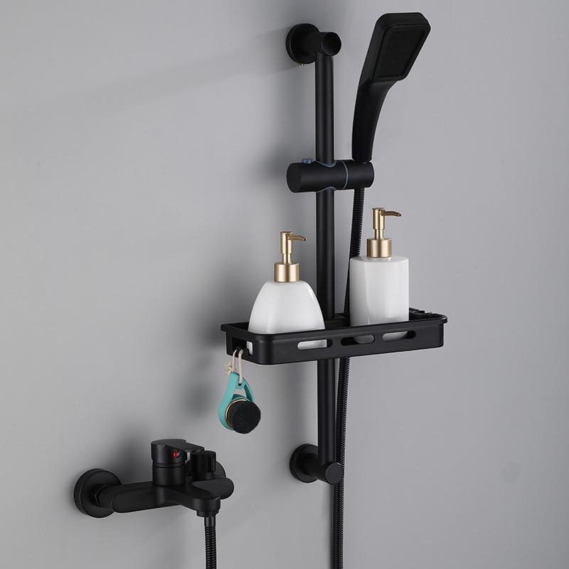 300 отверстий головки ливня ABS высокого давления, ванная комната насадкой распылителем насадка водосберегающие черный душевая головка ванная аксессуары