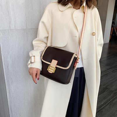 Luksusowe torebki damskie torebki designer women Korean 2019 nowa dama skórzana teczka torebka torba na ramię torba messenger crossbody