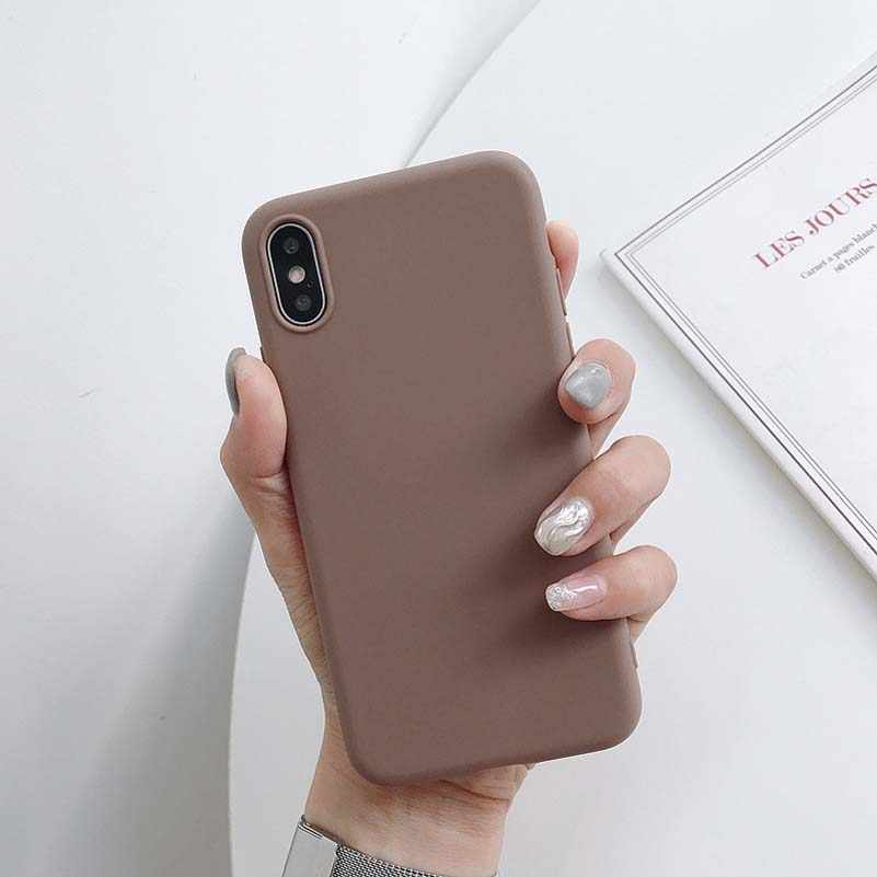 Конфета Tpu чехол для телефона для samsung S6 S7 край S8 S9 S10 плюс S10E A310 A5 A7 A8 2016 2017 2018 A510 A520 A720 A710 A9 Star Pro