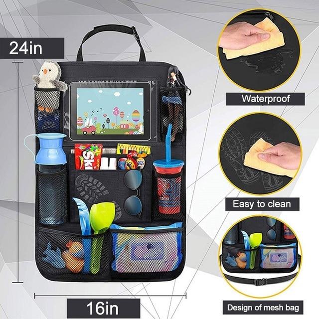 Business Travel Travel bags Universal Multi-Pocket Car Storage Bag