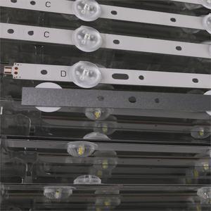 Image 3 - (Neue kit) 10 stücke led hintergrundbeleuchtung bar Ersatz für SVS400A79 4LED EINE B D 5LED C typ SVS400A73 40D1333B 40PFL3208T LTA400HM23