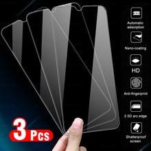 3 pces capa completa óculos de vidro temperado realmy c21 para oppo realme c21 c 21 21c 6.5