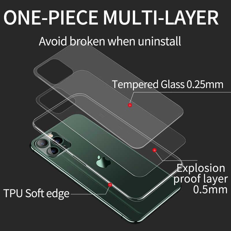 IHaitun 高級 Iphone 11 プロマックスケース超薄型透明 Iphone XS 最大 XR × 10 7 8 ソフトエッジ  11 Pro Max 7 8 Plus