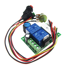 цена на PWM DC 6V 12V 24V 28V 3A motor speed control switch controller PWM motor transformer infinite compatible module board dit kit