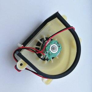 1 pc robô ventilador de montagem do motor para ilife v3s pro/v5s pro/v5/v55/v5s/v50/x5 robô aspirador peças substituição do motor