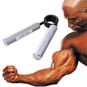 Universal 100lbs-350lbs Workout Fitness Hand Grip Expander Gripper Muscle Strength Hand Grip Wrist Rehabilitation Developer