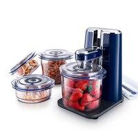 Food Sealer Vacuum Sealer Fresh Box Packers Home Use Fully Automatic Fruit Vegetables Fresh Packing Machine