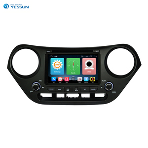 Yessun Android For Hyundai i10 2014~2015 Car Navigation GPS HD Touch Screen Multimedia Stereo Audio Video Radio Player.