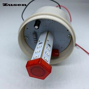Image 4 - Zusen TB72D 220V маленький мигающий свет безопасность сигнализация стробоскоп сигнал предупреждасветильник свет светодиодная лампа