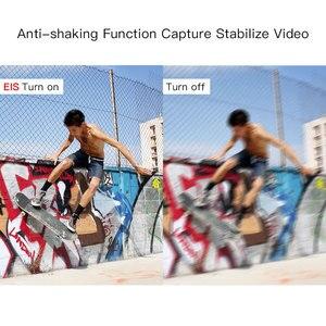 Image 3 - Ultra HD 4K 170D עמיד למים ספורט פעולה מצלמה עם EIS המובנה בתפקוד WiFi מרחוק בקר וידאו שיא מצלמה אבזר