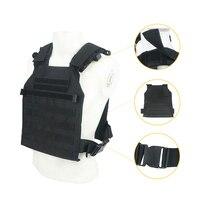 Chalecos protectores de entrenamiento CS para hombre, chaleco táctico de caza Molle militar, armadura de combate, chaleco de caza a prueba de balas