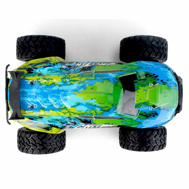 35Km/h 1/14 RC Car Remote Control Off Road Racing Cars Vehicle 2.4Ghz Crawlers Electric Off-Road Truck Adults RC Car Toys 3