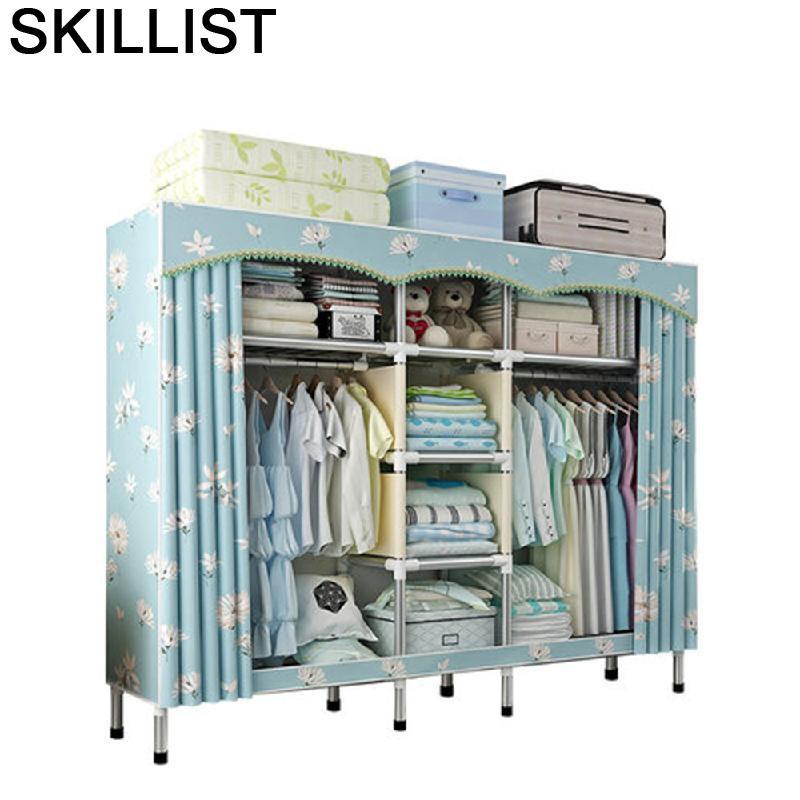 Mobili Armazenamento Moveis Para Casa Placard Rangement Armario font b Closet b font Cabinet Bedroom Furniture