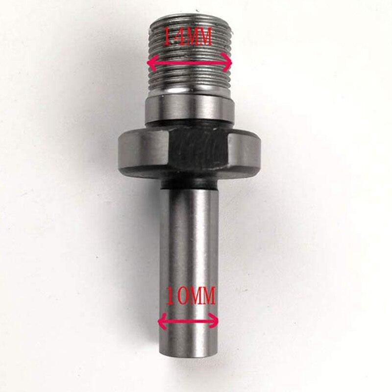 Лучший патрон шатун M14x1 подходит для K01-50/63 K02-50/63 токарный мини-патрон с ЧПУ