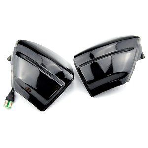 Image 5 - LED Dynamic Side Mirror Sequential Indicator Blinker Light For Ford S Max 2007 2014 C Max 2011 2019 Kuga C394 2008 2012