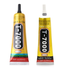 T-7000 Glue T7000 Multi Purpose Glue Adhesive Epoxy Resin Repair Cell Phone LCD Touch Screen Super DIY Glue T 7000 1 Pc 50ml