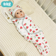 Get more info on the AAG Cotton Baby Sleeping Bag Sack Newborn Wrap Cocoon for Newborns Envelope for Discharge Infant Sleeping Bag in the Hospital