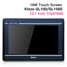 10 Inch Kinco GL100 GL100E HMI Touch Screen 1024*600 Ethernet Port Human Machine Interface Touch Panel With 1Year Warrenty