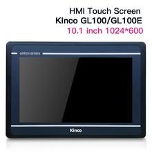 """10 """"écran tactile dinterface de Machine humaine de Port dethernet de lécran tactile 1024*600 de pouce Kinco GL100 GL100E HMI avec la garantie de 1 an"""