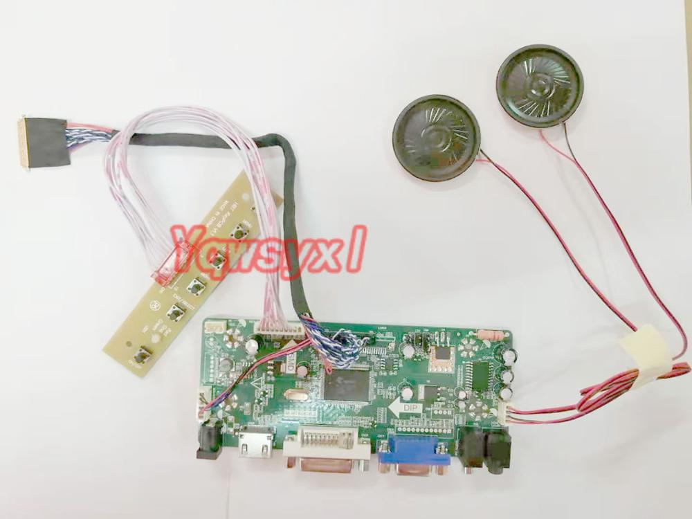 VGA DVI LCD LED LVDS Driver Controller Board Kit per B116XW03 V.0 V0 HDMI