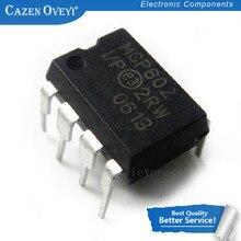 10 pçs/lote MCP602-I/P MCP602 DIP8 2.7V a 5.5V Fornecimento Único CMOS Op Amps Em Estoque