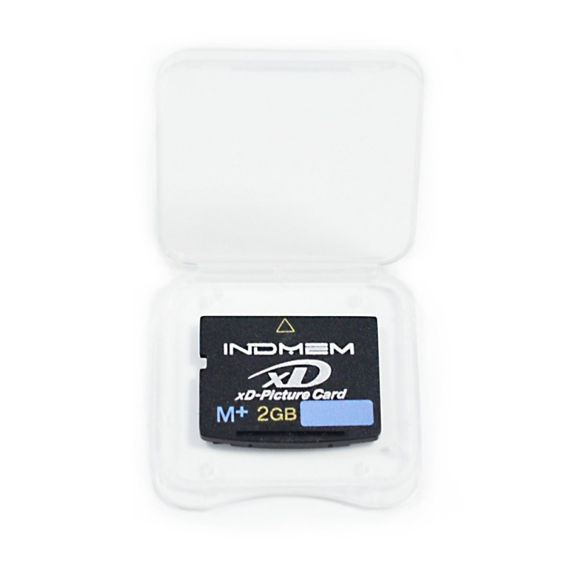 Memory-Card Olympus-Cameras Fujifilm 2GB For And Using Xd-Picture Flash