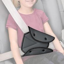 Fotelik dziecięcy uchwyt do regulacji pasa samochód Anti-Neck Neck Baby poduszka na ramię pas bezpieczeństwa pozycjoner fotelik dziecięcy pas bezpieczeństwa dla dzieci