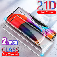 Vetro temperato per Xiaomi Mi Note 10 Lite Ultra 10T Pro 9T pellicola salvaschermo per Xiaomi Mi A3 A2 Lite 8 9 9SE Mix 3 proteggi pellicola