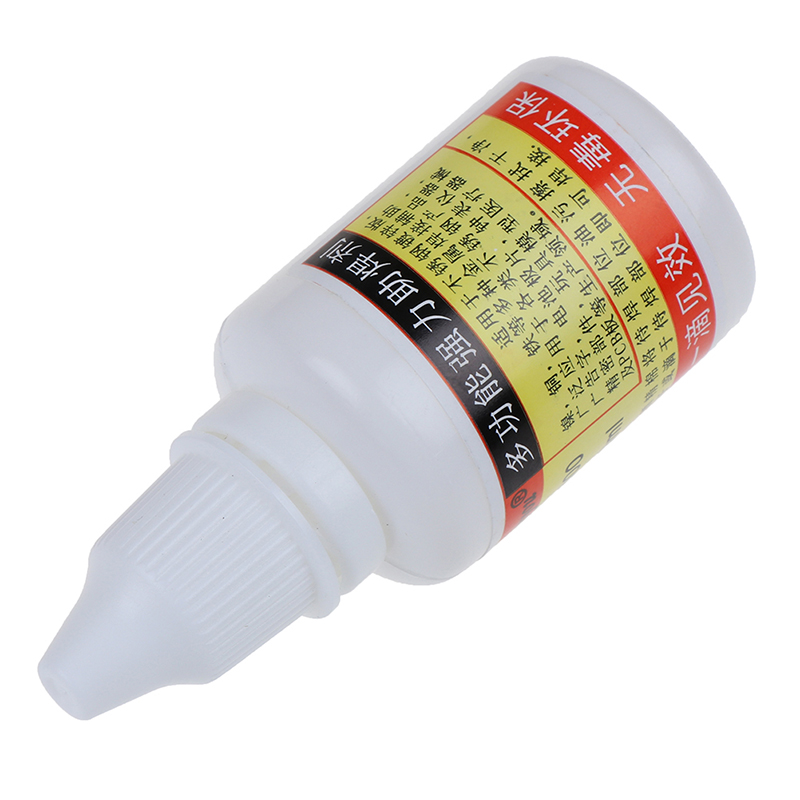 20ml Stainless Steel Flux Soldering Liquid Solders Water Durable Liquid Solders 3cm*3cm*7cm
