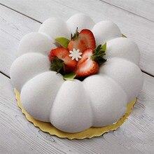 Meibum Garland Spiral kek silikon kalıp 14 çeşit mus pişirme kalıp parti tatlı dekorasyon araçları pasta Pan mutfak Bakeware