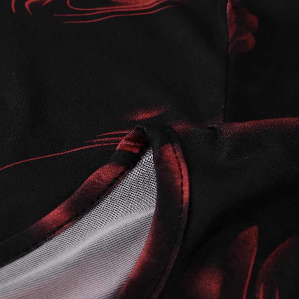 Autunno Inverno Nero Dell'annata Floreale Chiffon Vestito Longuette Plus Size Abiti Boho 2019 Elegante Delle Donne Del Partito Del Vestito A Maniche Lunghe # p30
