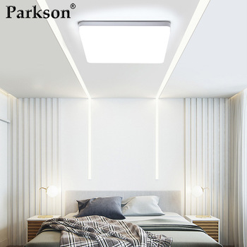Ultra Thin LED Ceiling Lamp Modern LED Panel Light 6W 9W 13W 18W 24W 36W 48W 85-265V Surface Mounted Living Room Bedroom Light 18w 24w modern led ceiling lights natural light surface mount ceiling lamp for living room led modern panel light bedroom