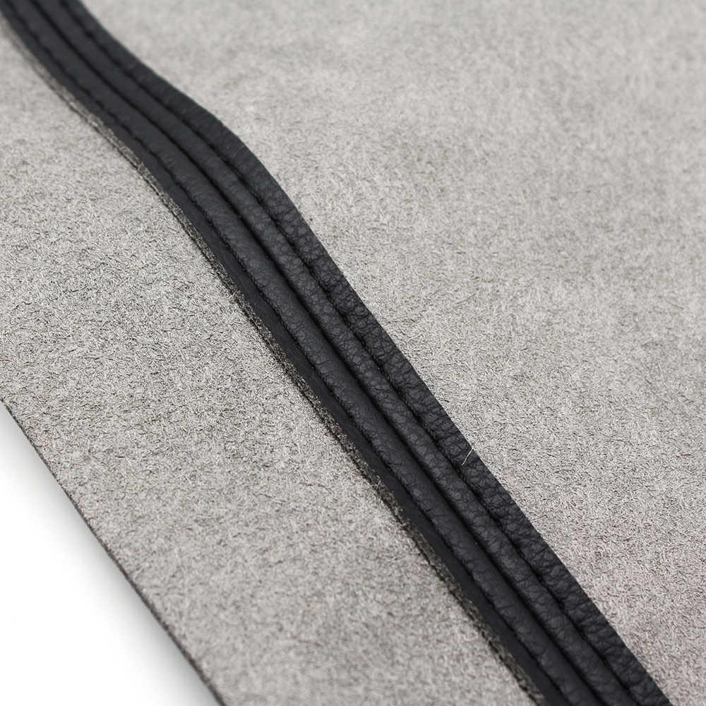 Voor Ford Focus 2005 2006 2007 2008 4 Stuks Auto Interieur Deurklink Armsteun/Deuren Panel Microfiber Leather Cover decor