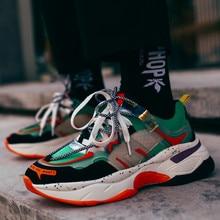 Fashion Sneakers Men Mesh Shoes Casual Y