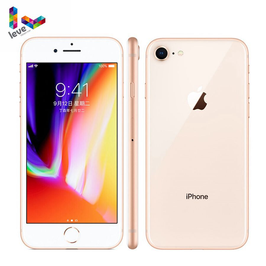 Entsperrt Apple iPhone 8 4,7