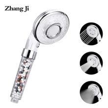 ZhangJi plastry VIP 3 Jettings głowica prysznicowa z funkcją zatrzymania filtr dysza Spayer