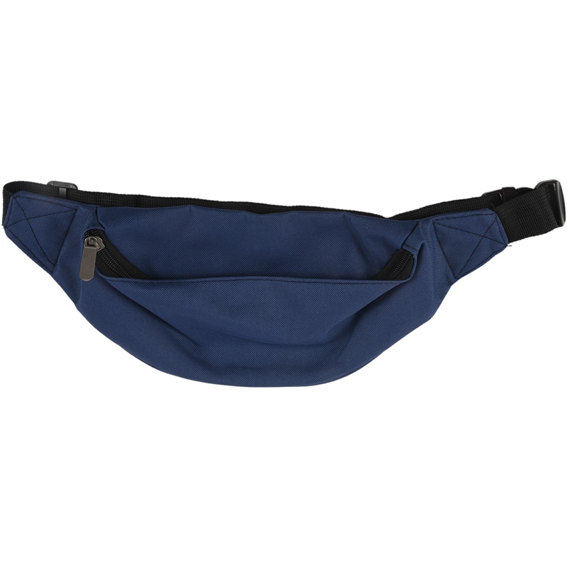 Bag Fanny Pack Hip Waist Festival Money Pouch Belt Wallet Sport Holiday Kids Dark Blue