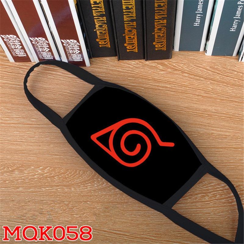 Naruto Anime Mouth Mask Akatsuki  (Buy 1 and get 1 Free) 2