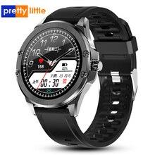 S11 akıllı saat erkekler kadınlar IP68 su geçirmez spor izci nabız monitörü akıllı saat 2020 yeni Smartwatch Android IOS için