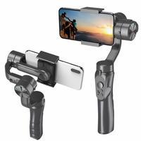 Estabilizador de mano de 3 ejes para teléfono móvil, estabilizador de cardán para teléfono móvil, estabilizador de acción