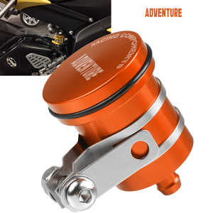 Motorcycle Brake Fluid Reservoir Clutch Tank Oil Fluid Cup For KTM 1090 1190 1290 1050 Adventure 690 Enduro Super duke 1290 990
