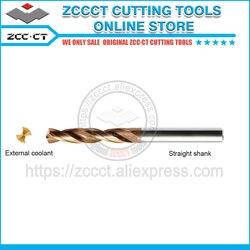 ZCCCT outil foret GD03-1200 12.0mm carbure forets hélicoïdaux pour le travail des métaux