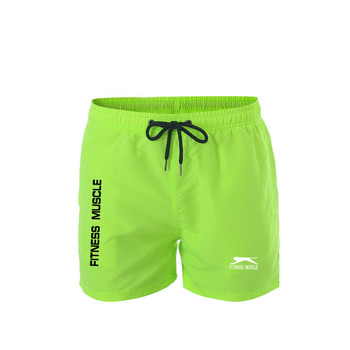 Mens Sexy Swimsuit Shorts Swimwear Men Briefs Swimming Quick Dry Beach Shorts Swim Trunks Sports Surf Board Shorts With lining 17