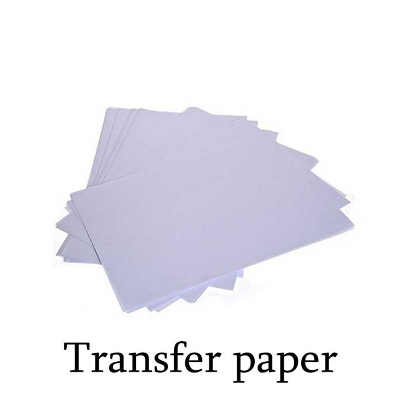 T shirt HEAT Transferกระดาษสีขาวผ้าฝ้าย 100% เสื้อผ้าTransferกลางแจ้งกิจกรรมเต็มรูปแบบความร้อนระเหิดกระดาษ